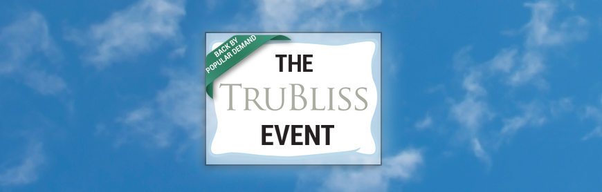 TruBilss Pillow Promotion